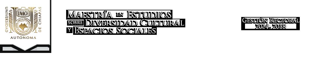 Maestrías en Estudios sobre Diversidad Cultural y Espacios Sociales